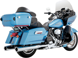 Vance And Hines Mpn 16455 4 1/2in. Hi-output Slip-on Chrome