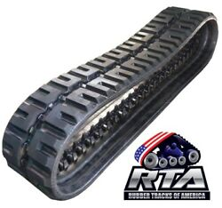 One Rubber Track For Case 5635 5640 W/ Loegring Vts 450x86x56 C-lug Tread