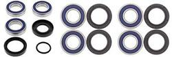 All Balls All Bearing Kit For Front And Rear Wheels Fit Honda Trx250te Recon 02-16