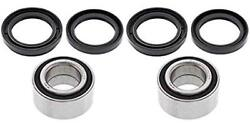 All Balls All Bearing Kit For Front Wheels Fit Arctic Cat 400 4x4 W/at 2003-2004