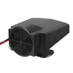 Car Heater Portable Ceramic Cooler Dryer Fan Demister 250W 12V Auto Defroster