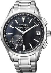 Citizen Exceed Cc3050-56f Eco-drive Gps Direct Flight Menand039s Watch New In Box