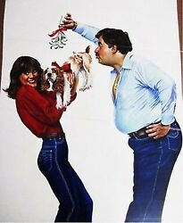 GEORGE PARRISH PAINTING NATIONAL LAMPOON CHRISTMAS VACATION COVER 121980