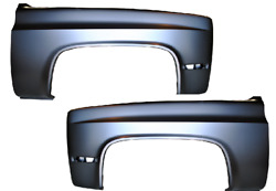 Chevygmc Pickup Truck Front Fender Set Left And Right 1981-1987