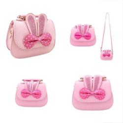 Little Girls Purses Crossbody For Kids - Toddler PU Leather Mini Cute Handbags