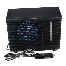 12V Portable Car Air Conditioner Cooling Fan Cold Water Evaporative Cooler