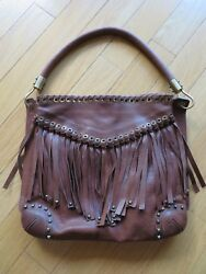 RARE Michael KORS vintage handbag marked MADE IN ITALY from before he was famous