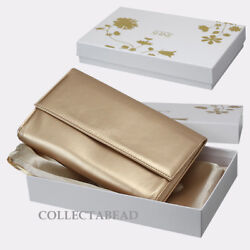 Authentic Pandora SHINE™ Gold Clutch Bag with BOX LIMITED EDITION $19.00