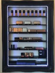 Make up display cabinet for all your beauty products