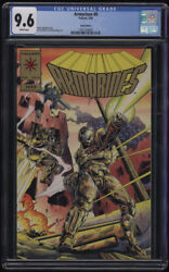 Armorines 0 Cgc 9.6 W Pages Gold Edition