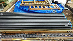 Thomas And Betts Ocal Blue Cond2-g 40 2 Pvc Coated Galv Steel Conduit 100 Ft Lot