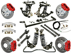 RIDETECH COILOVERARM SYSTEM & WILWOOD DISC BRAKE KIT11