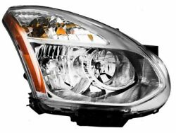 For 2009-2010 Nissan Rogue Headlight Assembly Right - Passenger Side 37747FK