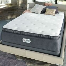 Beautyrest Platinum Spring Grove Luxury Firm Pillowtop California King Mattress