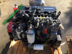 Brand New Perkins 1104C-E44TA Electronic injection New engine