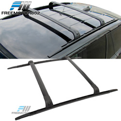 Fits 06-13 Land Rover Range Rover Sport L320 Cross Bar Roof Rack Rails Oe Style