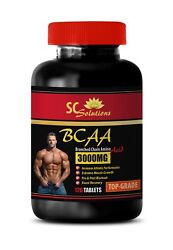 Muscle Regeneration - Top Grade Bcaa 3000mg - Pre And Post Workout 1b