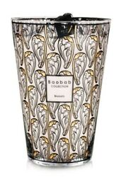 Baobab MAX35BAN Brussels Art Nouveau Limited Edition Scented Candle 35cm 7000g