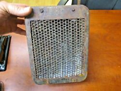 1955 1956 1957 1958 1959 Chevrolet Truck Heater Assembly Unit Box Core and Fan!