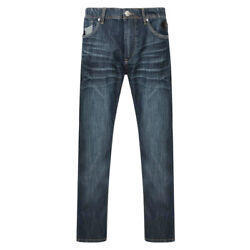 Mens Big And Tall Size Kam Rory Belted Stretch Stretchy Stretchable Jeans 40 To 58