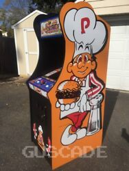 Burgertime Arcade Machine New Multi 59 Games Burger Time Full Size Mint Guscade