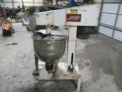 Jaygo Mixing Station With Motor Modhs123 3hp Speed600.4500 11131027c Used