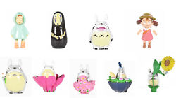Cute 9pcs set All Anime MOVIE My Neighbor TOTORO amp; Spirited Away Toy PVC Gift $9.99