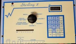 Sterling 8 Irrigation System Controller Greenhouse