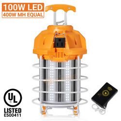 Portable Led Drop Light For Mh Replacement - Ir Remote Control - Daisy Chain