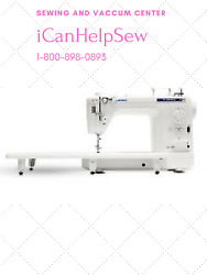 Juki 2010q With Grace Queen Quilting Set Special Offer With Extras