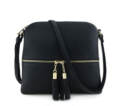 Handbags For Women Clearance Faux Leather Tote Day Purse Over The Shoulder Bag