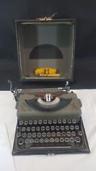 Vintage Imperial The Good Companion Typewriter Hard Case New Ribbon Reprint Book