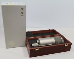 Neumann U 47 fet Collector's Edition Large-diaphragm Condenser Microphone LQQK!!