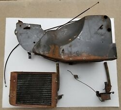 1955-56 Chevy Bel Air Interior Deluxe Heater Box