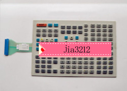 Haas Keypad, Front Panel Rubber Dual Simulator 61-0201 Cnc Mill Jia