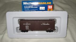Walthers Ho 40and039 Ps-1 Boxcar Milwaukee Road Milw 35050 Item 910-1404