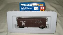Walthers Ho 40and039 Ps-1 Boxcar Milwaukee Road Milw 35055 Item 910-1405