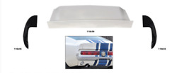 Ford Mustang Fastback Eleanor Style Trunk Deck Lid / Quarter Extensions 1967-68