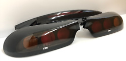 New Mazda Oem Rear Brake Signal Tail Light Center And Right And Left For 93-02 Rx7