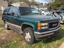 Driver Back Glass Door Heated With Privacy Tint Fits 92-99 SUBURBAN 1500 403297