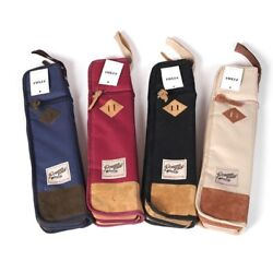 Drum Sticks Bags Power Pads Series Mallets Fits 6 Pairs Nylon Cloth Accessories