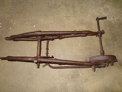 Peugetot P 104 Motorcycle Front Fork Parallelogram 20 Years