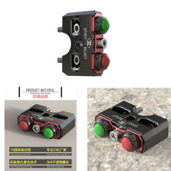 Aluminum Alloy 22mm Motorcycle Handlebar Reset Self-locking Double Switch On-off