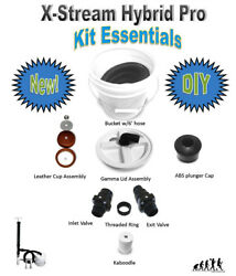 Build Your Own X-stream Hybrid Pro Hand Dredge Kit - Hand Pump For Gold Mining