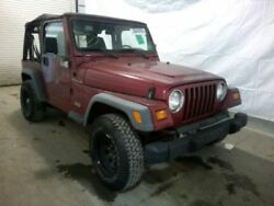 Heater Climate Temperature Control LHD With AC Fits 99-05 WRANGLER 973793