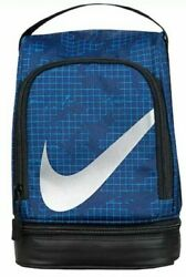 Nike Fuel Pack 2.0 Lunch Tote  Color: Black White 9A2701 - k25