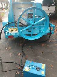 Arnco Trailer Mounted winch trailer