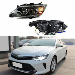 For Toyota Camary 13-15 Assembly Headlamp Lens Ballast High Intensity Discharge