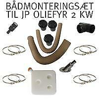 Boat Mounting Kit For Jp 5kw Oil Fuel Incl. Tank