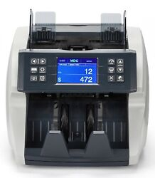 Bill Counter Fast User Friendly Money Counter Detects Uv, Mt, Ir 7 Currencies